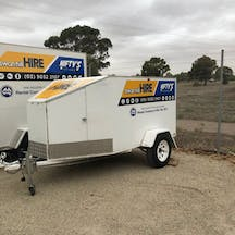 Logo of Swan Hill Hire