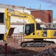 Logo of Magill Demolition & Earthmoving Contractors Pty Ltd