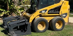 Bear-All Contracting Wheeled Skid Steer