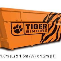 Logo of Tiger Bin Hire