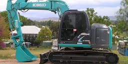 Right Away Hire  Track Mounted Excavator