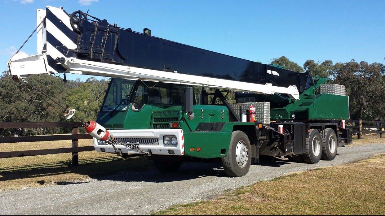 Heavy Metal Cranes Pty Ltd