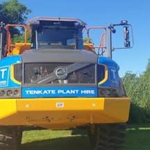 Logo of Tenkate Plant Hire