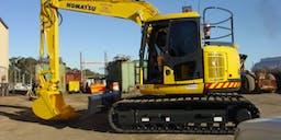 Adam Lowe Earthmoving Pty Ltd Track Mounted Excavator