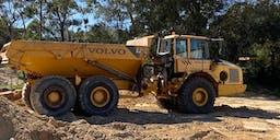Adam Lowe Earthmoving Pty Ltd Articulated Dump Truck