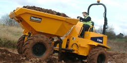 Adam Lowe Earthmoving Pty Ltd Site Dumpers and Front Tippers