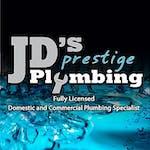 JD's Prestige Plumbing logo