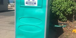 Absolute Waste  Toilets