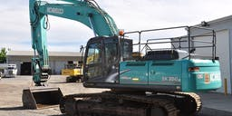 A-Plant Equipment Track Mounted Excavator
