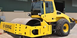 A-Plant Equipment Smooth Drum Roller