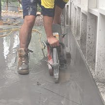 Logo of Custom Concrete Cutting