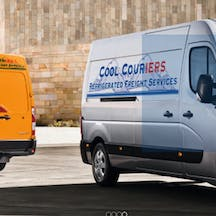 Logo of Cool Couriers Refrigerated Freight Services