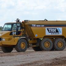Logo of TRN Group