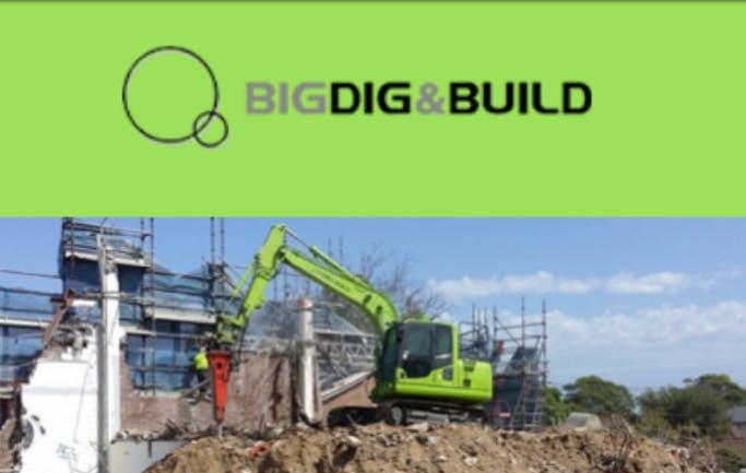 Big Dig  & Build