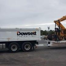 Logo of Dowsett Contracting Pty Ltd