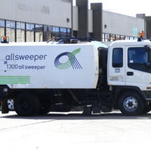 Logo of All Sweeper Hire