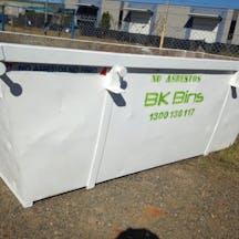 Logo of BK Bins