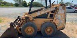 A Belmont Bobcat Hire Wheeled Skid Steer