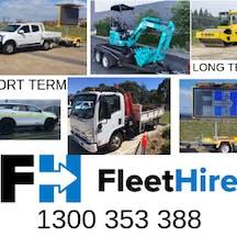 Logo of Fleet Hire
