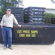 Logo of Cut Price Skips