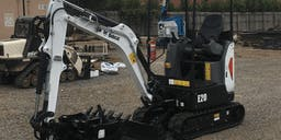 Affordable Plant Hire QLD Track Mounted