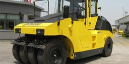 Advance Rentals Multi Tyred Roller