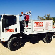 Logo of NDS Plant Hire