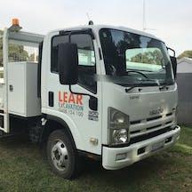 Logo of Lear Excavation PTY LTD