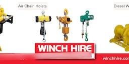 Winch Hire Australia banner
