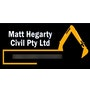 Matt Hegarty civil logo