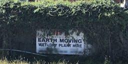 HFT Earthmoving banner